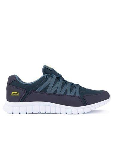 Slazenger Astra Petrol Erkek Koşu Ayakkabısı Renkli